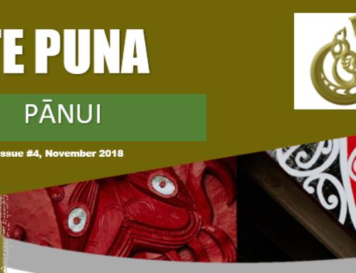 Te Puna Pānui November 2018