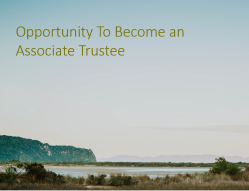 An Opportunity For An Associate Trustee!