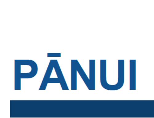 Pānui Pipiri (June) 2019