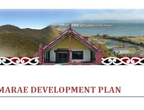 Whakatū Marae Development Plan