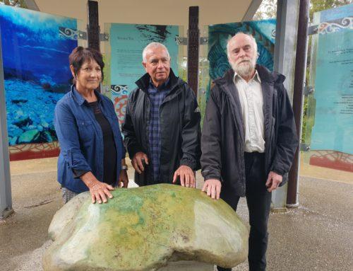 Joint Media Release: Ngāti Tama ki Te Waipounamu Trust & Andrew Yuill