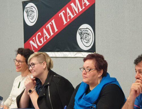 Ngāti Tama ki Te Waipounamu Trust AGM Update
