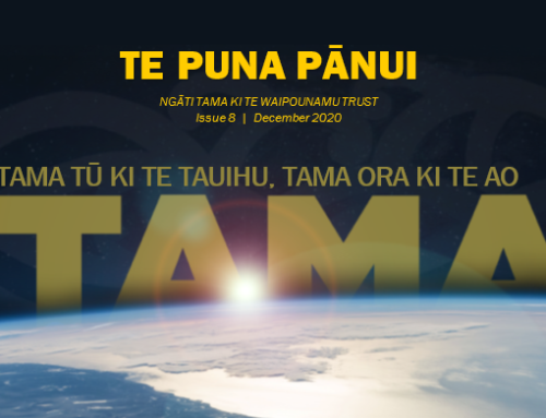 Latest Issue of Te Puna Pānui now available